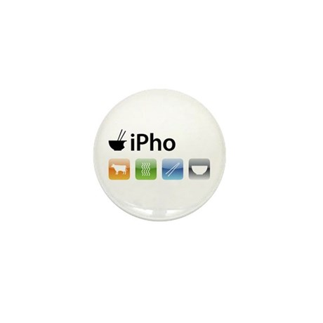iPho Mini Button (10 pack)