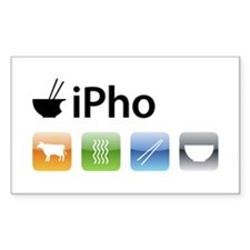 iPho Rectangle Decal