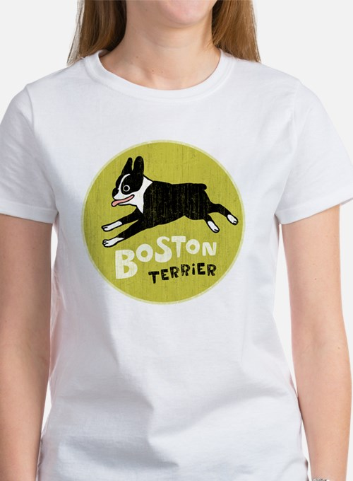 BOSTONTERRIERfordrk Tee