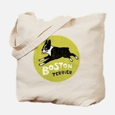 BOSTONTERRIERfordrk Tote Bag