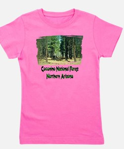 Coconino National Forest Girl's Tee