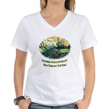 face in the river Shirt