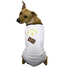 white, wh PL Bacon Dog T-Shirt