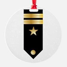 Lieutenant Board Ornament