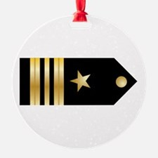 Lt. Commander Board Ornament
