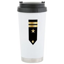 Lieutenant Board Travel Mug