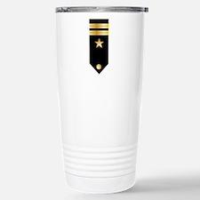 Lieutenant Board Travel Mug