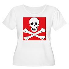 SkullBonesRed T-Shirt