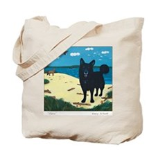 Curie Tote Bag