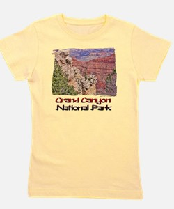 Grand Canyon Girl's Tee