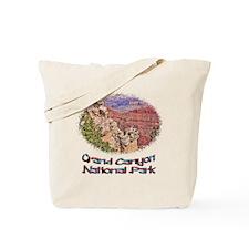 Grand Canyon Natl Park - South Rim Tote Bag