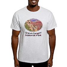 Grand Canyon Natl Park - South Rim T-Shirt