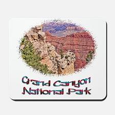 Grand Canyon Natl Park - South Rim Mousepad