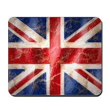 475 Union Jack Flag large Mousepad