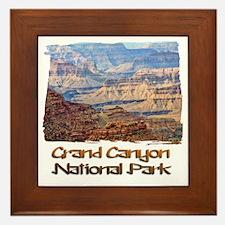Grand Canyon 2 Framed Tile