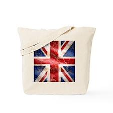 475 Union Jack Flag iPad Sleeve Tote Bag