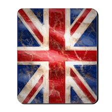 475 Union Jack Flag iPad Sleeve Mousepad
