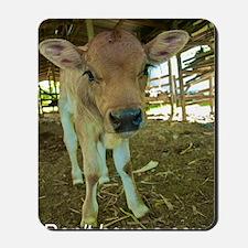 Dont have a cow! Mousepad