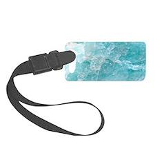 Blue-Agate-laptop-skin Luggage Tag