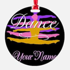 Dance Customizeable Ornament