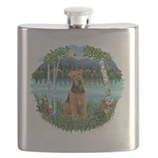 Birches - Airedale 1 Flask