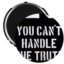 you-cant-handle-the-truth-01b-black Magnet