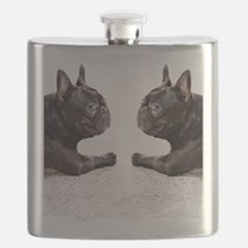french bulldog flip flops Flask
