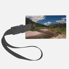 rocky mountians8 Luggage Tag