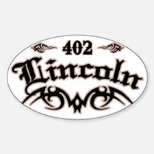 Lincoln 402 Decal