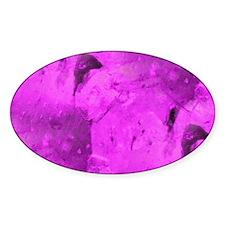 Apatite-pink-laptop-skin Decal