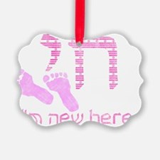 new_here_chai_pink Ornament