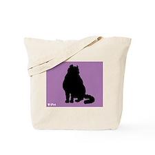 Curl iPet Tote Bag