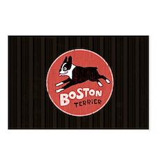 bostonterrierclutch Postcards (Package of 8)