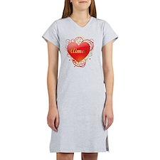 Aimee-Valentines Women's Nightshirt