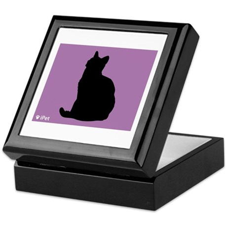 Shorthair iPet Keepsake Box