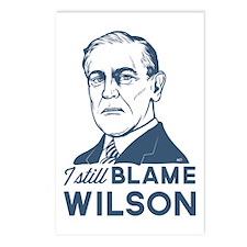 I Still Blame Wilson Postcards (Package Of 8)