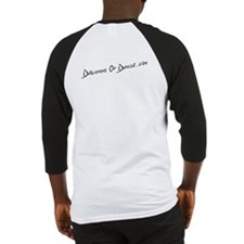 Dreaming Of Dakar.com's official Baseball Jersey