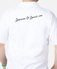 Dreaming Of Dakar.com's official T-Shirt