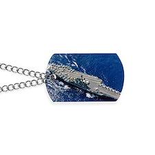 csea cv rectangle magnet Dog Tags