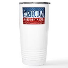 yard-sign_santorum_02 Travel Mug