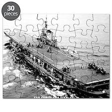 csea cvb large framed print Puzzle