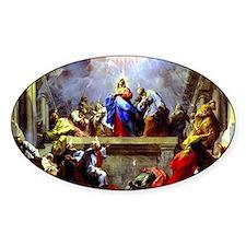 Pentecost complete1 Decal