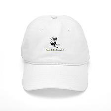 Cattitude Baseball Cap