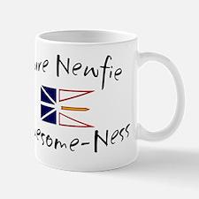 pure newfie Awesome-Ness Mug