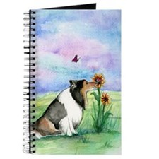 Sheltie Shetland Sheepdog Journal