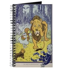 Cowardly_lion2-Dorothy-Wizard-Oz-1901-10b1 Journal