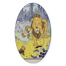 Cowardly_lion2-Dorothy-Wizard-Oz-19 Decal