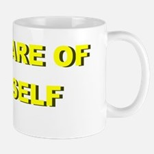 takecareofyourself.gif Small Small Mug