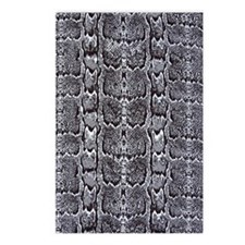 Python Skin Postcards (Package of 8)
