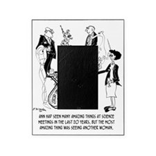 8706_woman_cartoon Picture Frame